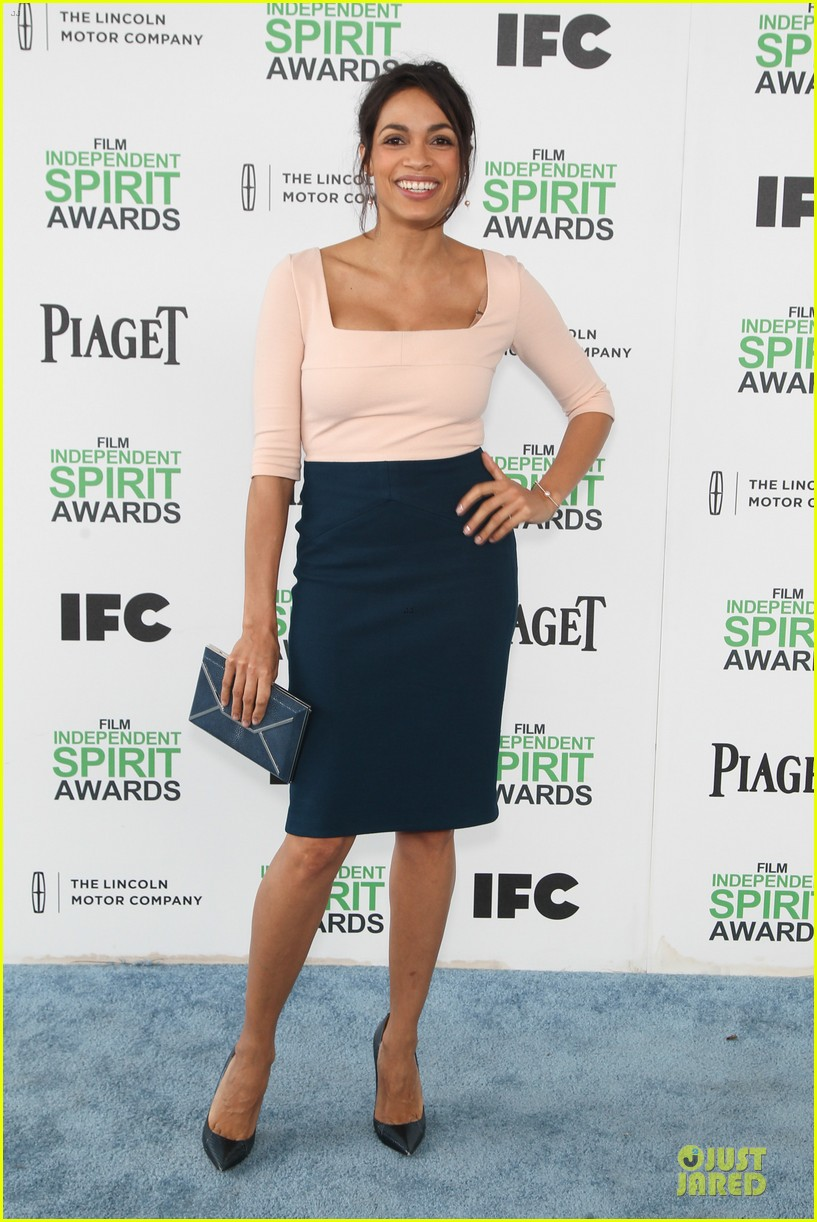 rosario dawson stunning presenters at independent spirit awards 2014 083063077