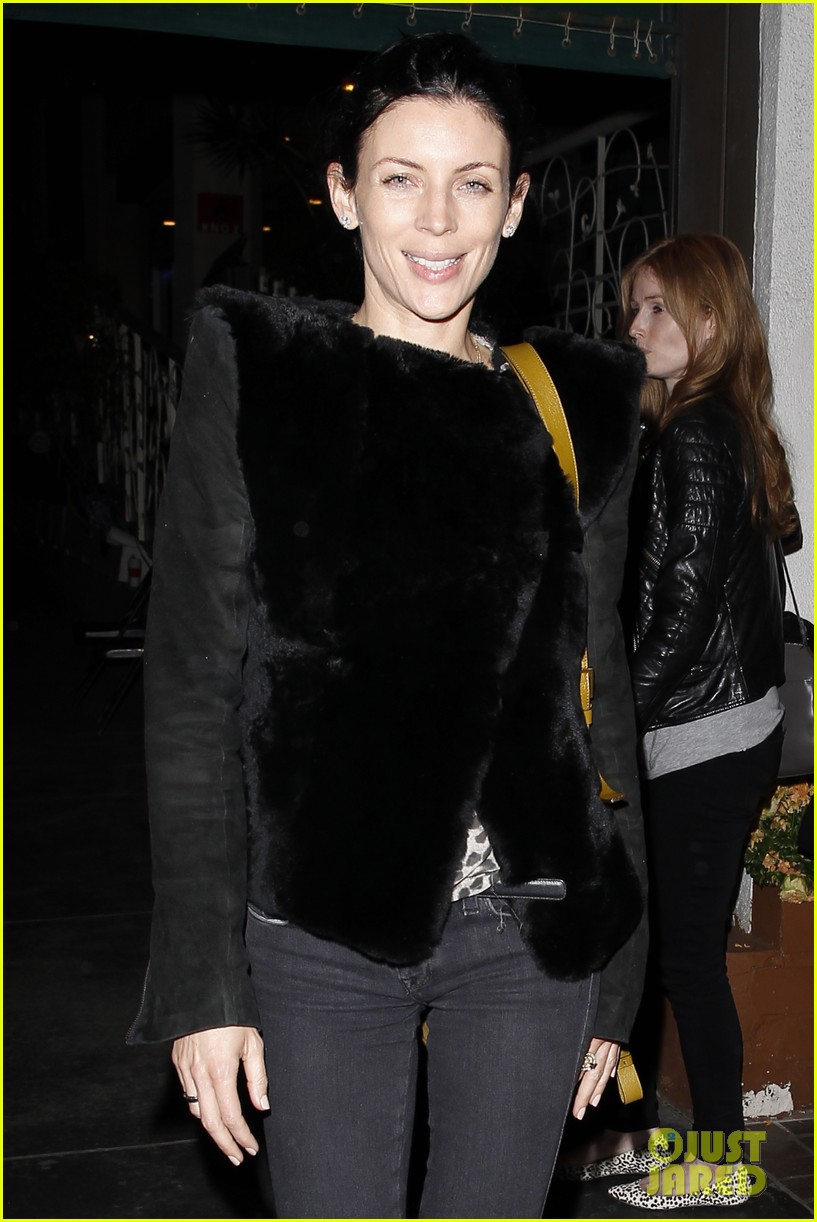 liberty ross benji madden dinner 06