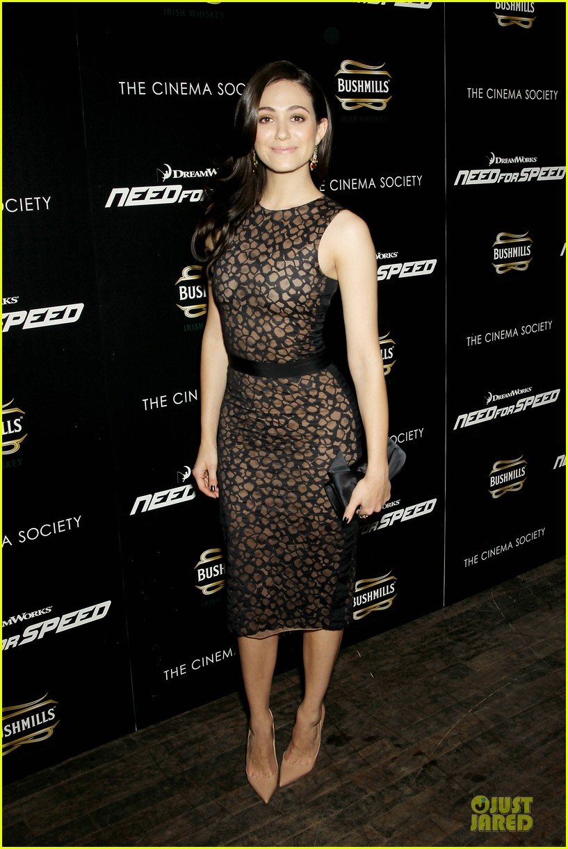 emmy rossum has a sexy need for speed in nyc 13
