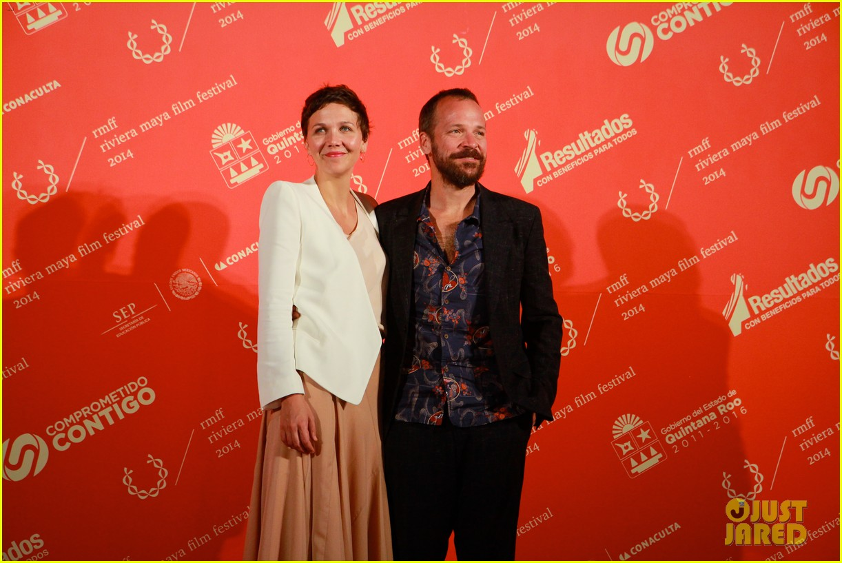 peter sarsgaard presents film at riviera maya film festival 02