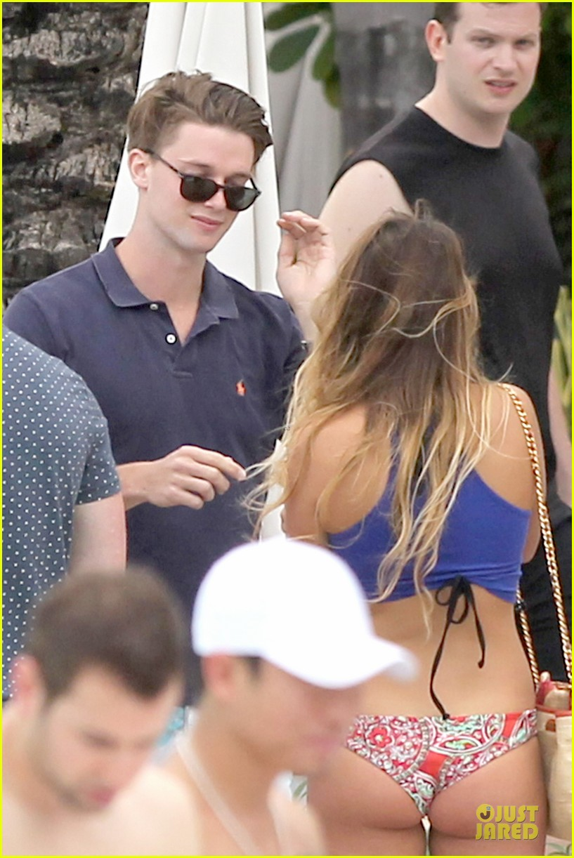patrick schwarzenegger friday better with shirtless body 08