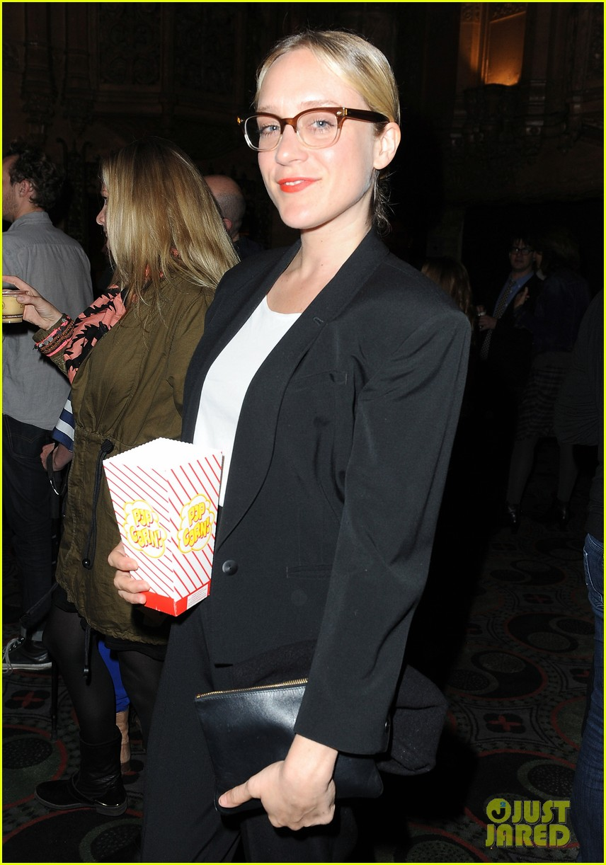 chloe sevigny watches under their skin premiere at historic ace hotel 04