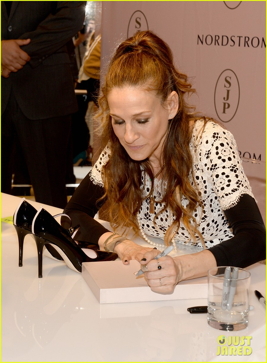 sarah jessica parker i go hard core with my coffee 103067907