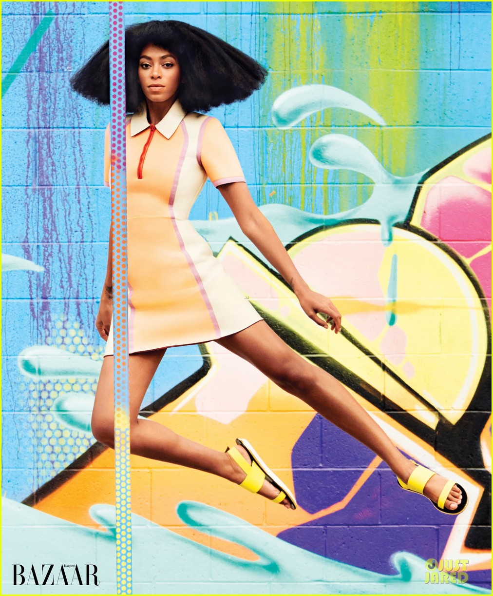 solange knowles full of color in harpers bazaar 01