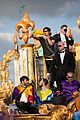ian somerhalder norman reedus throw mardi gras beads in new orleans 24