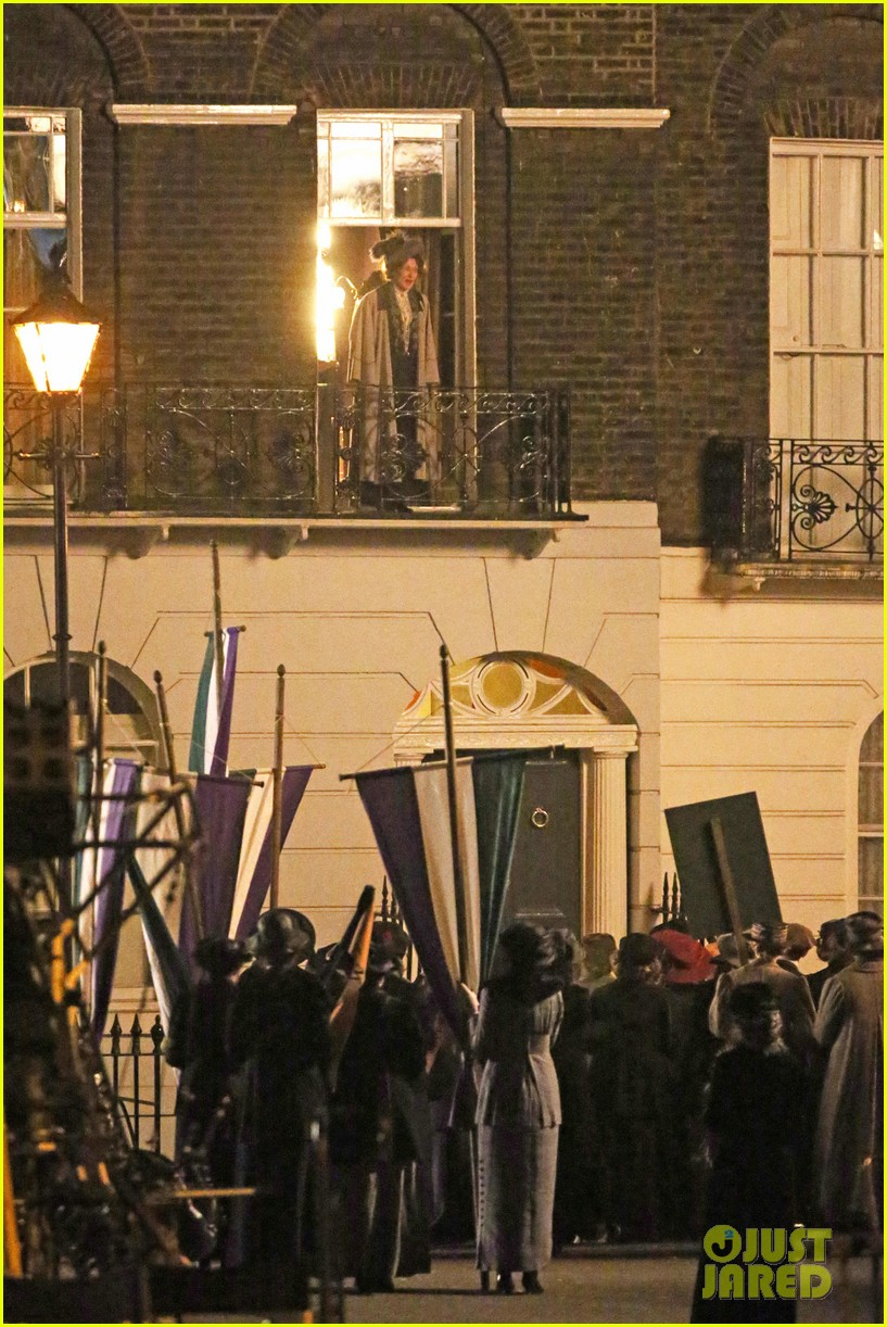 meryl streep first look on set at suffragette 123078357