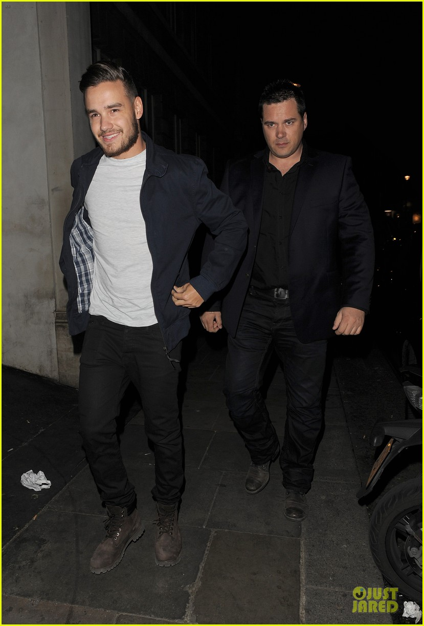 harry styles liam payne meet for dinner 03