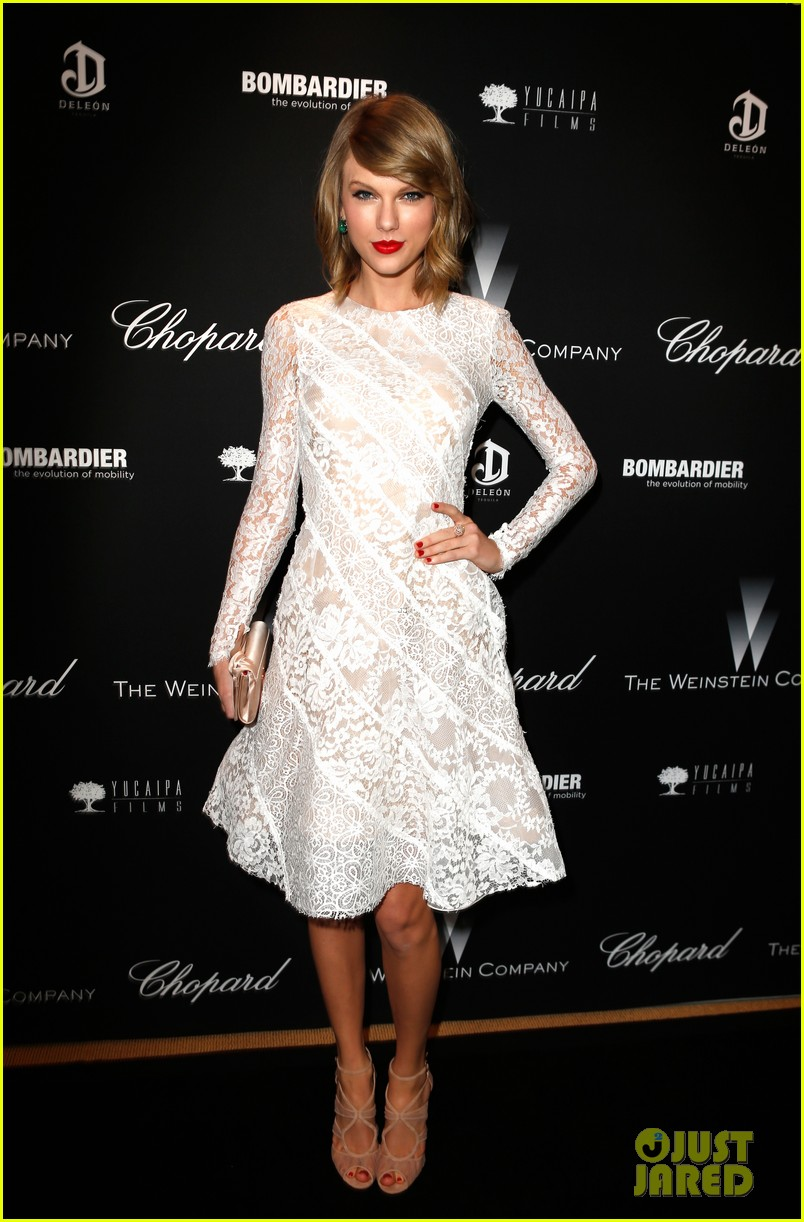 taylor swift jaime king pre oscar party pals 01