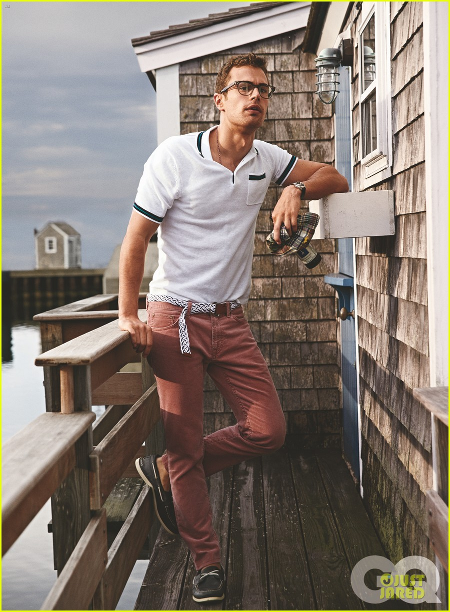 theo james is a preppy hottie for gq 013070273