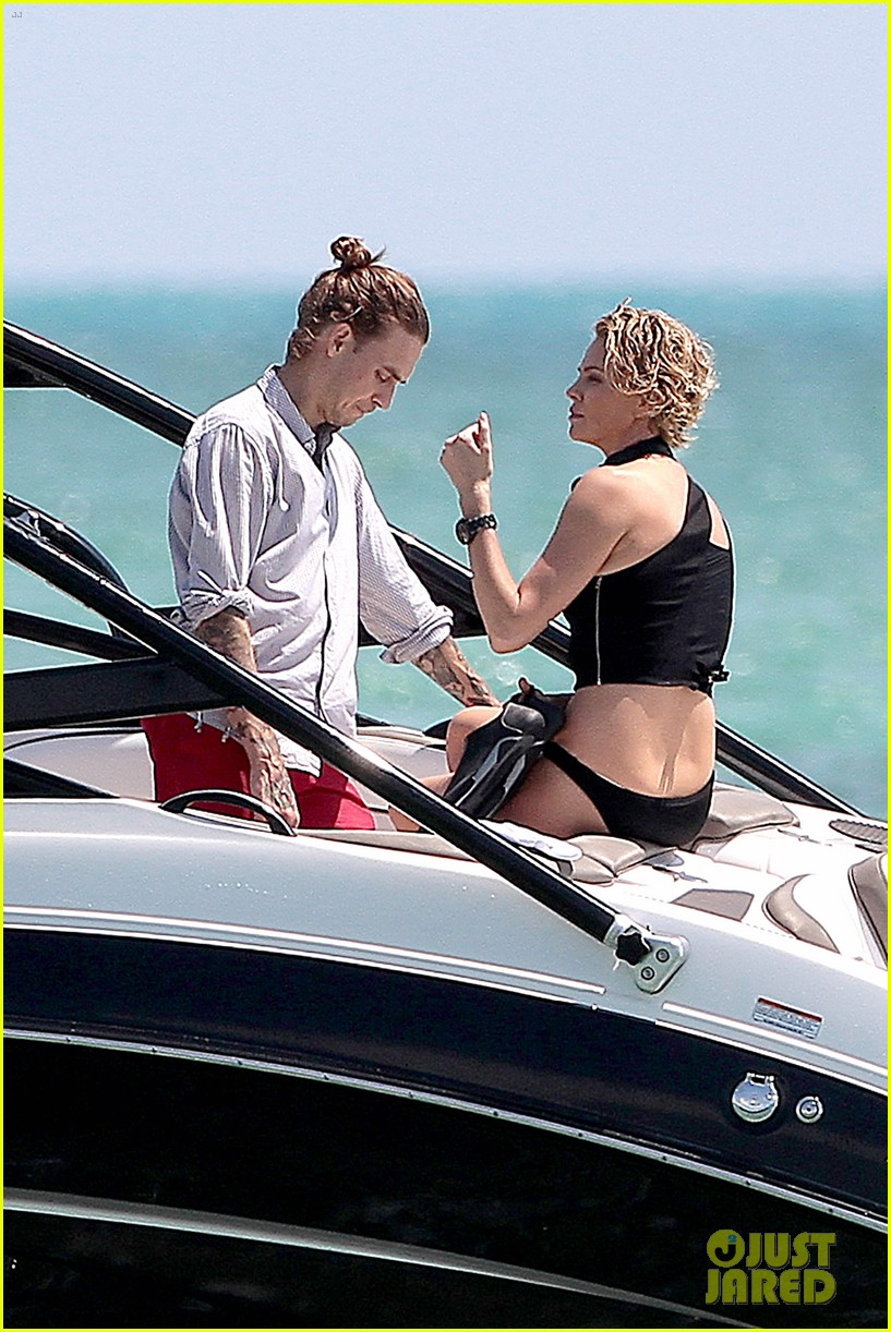 charlize theron bares her bikini body for miami photo shoot 143074906