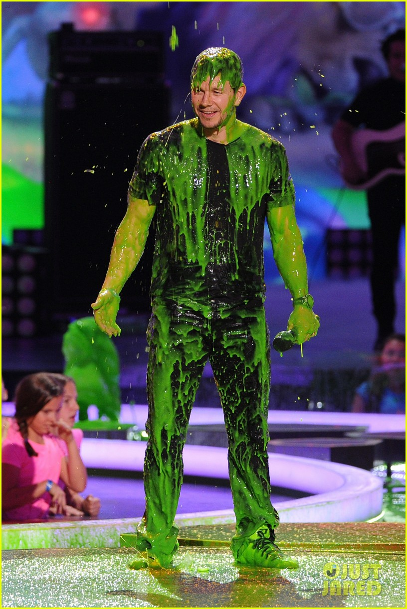 mark wahlberg kids choice awards 2014 12