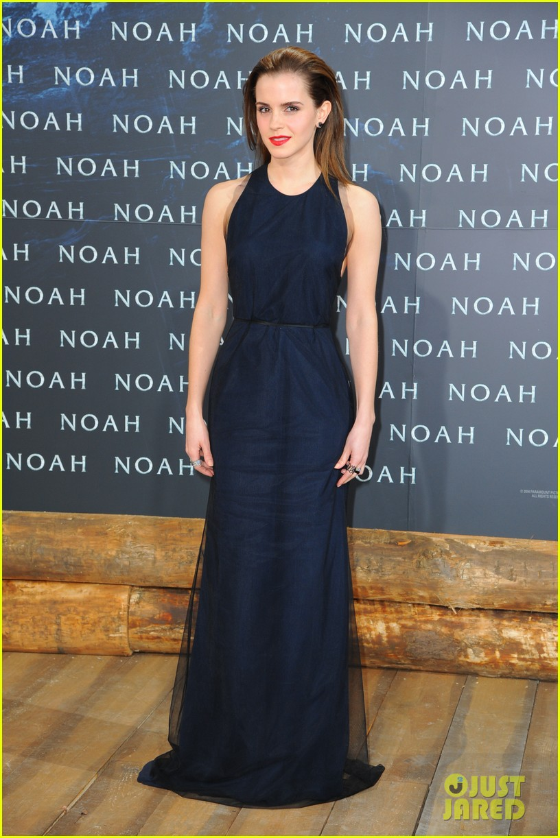emma watson begins noah press tour premieres the film in berlin 053071308