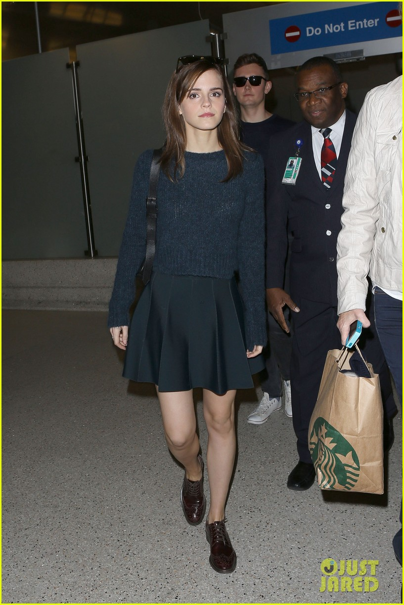 emma watson arrives in los angeles for noah premiere 033074705