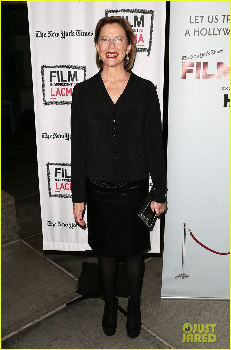 jess weixler annette bening the face of love screening 02