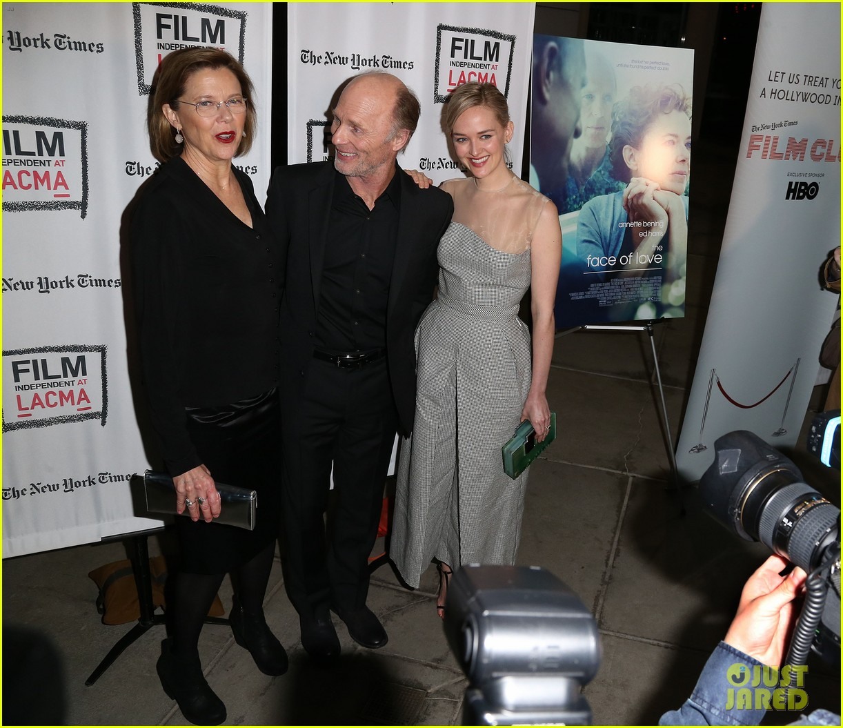 jess weixler annette bening the face of love screening 06