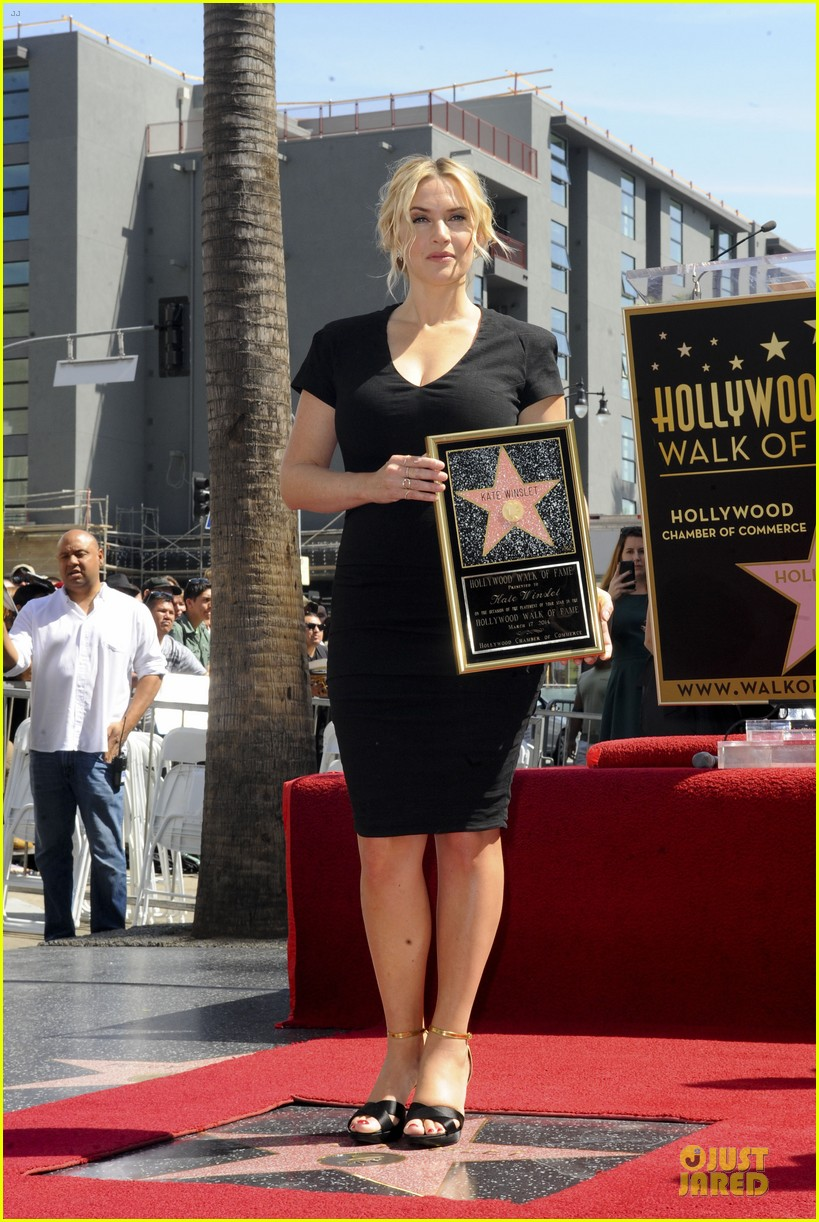 kate winslet shailene woodley hollywood walk of fame 083073492