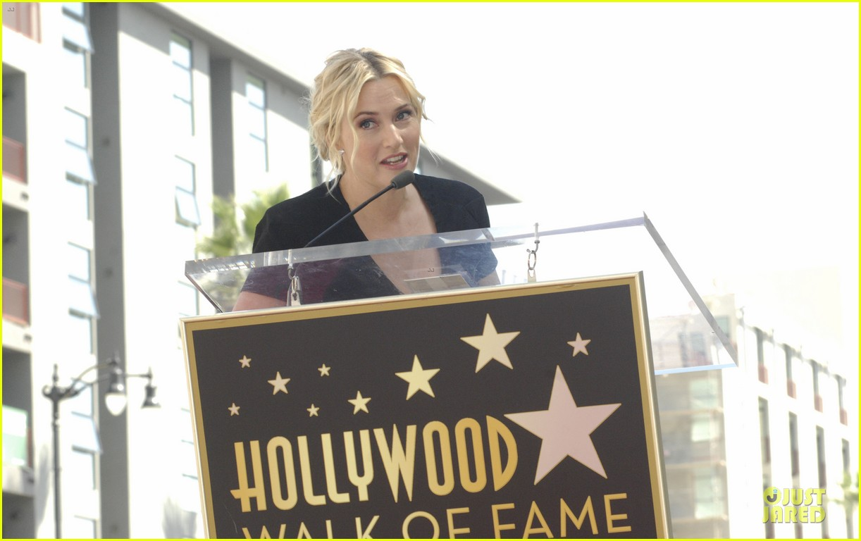 kate winslet shailene woodley hollywood walk of fame 10