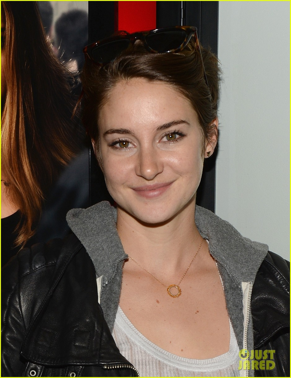 shailene woodley theo james all it takes divergent screening 023073776
