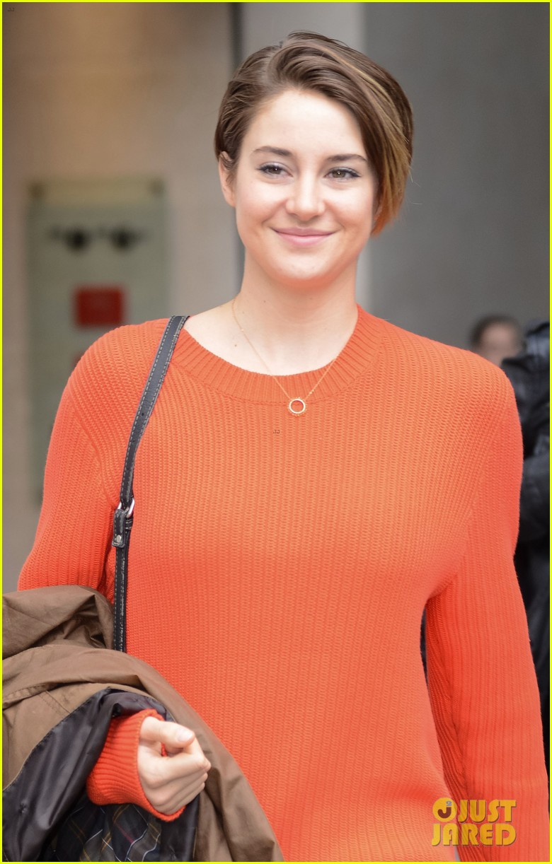 shailene woodley theo james divergent bbc radio one 213082262