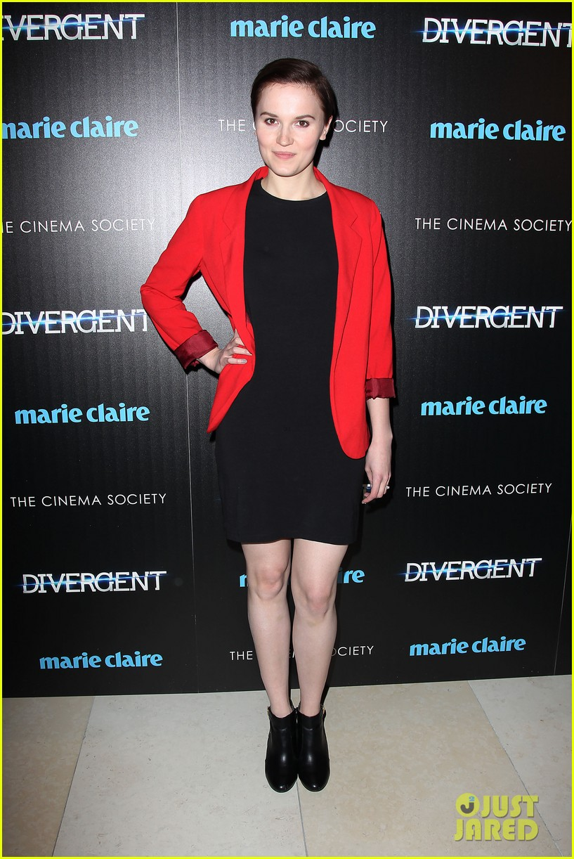 shailene woodley theo james divergent nyc screening 07