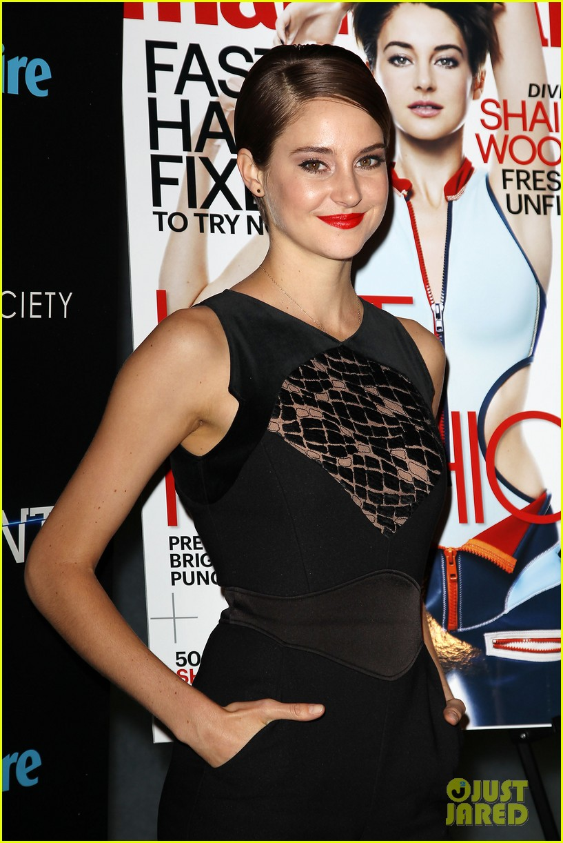 shailene woodley theo james divergent nyc screening 14