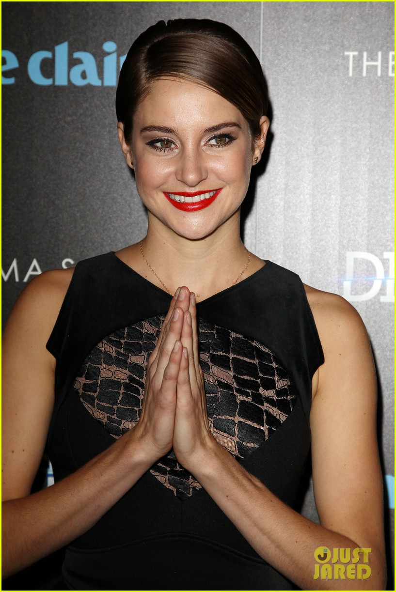 shailene woodley theo james divergent nyc screening 23