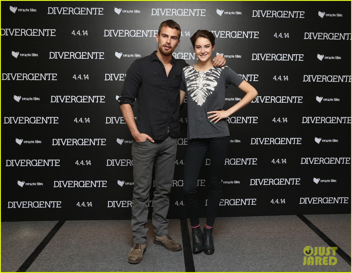 shailene woodley theo james take divergent to mexico 023078957