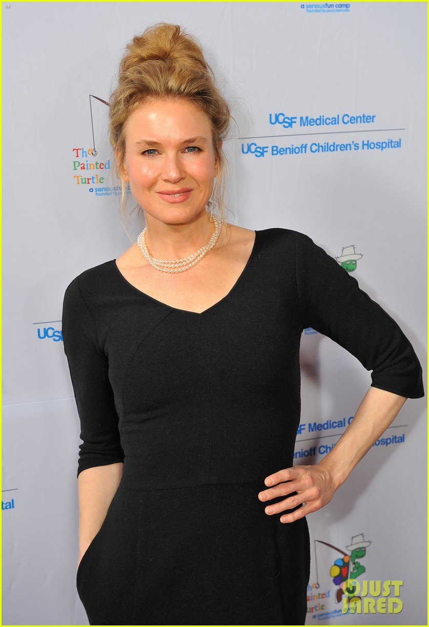 renee zellweger amber riley painted turtles starry evening 16
