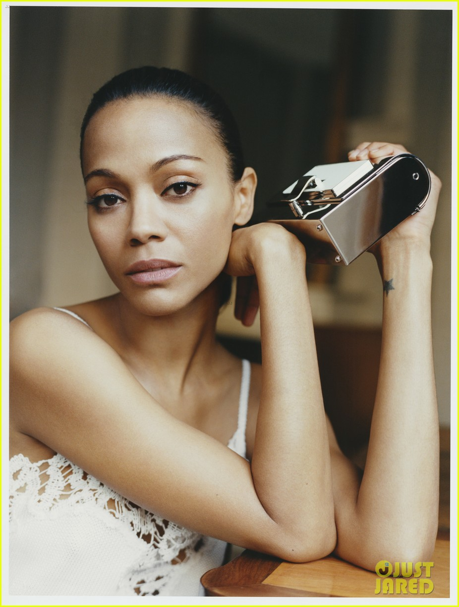 zoe saldana not private person discreet net a porter 043072899