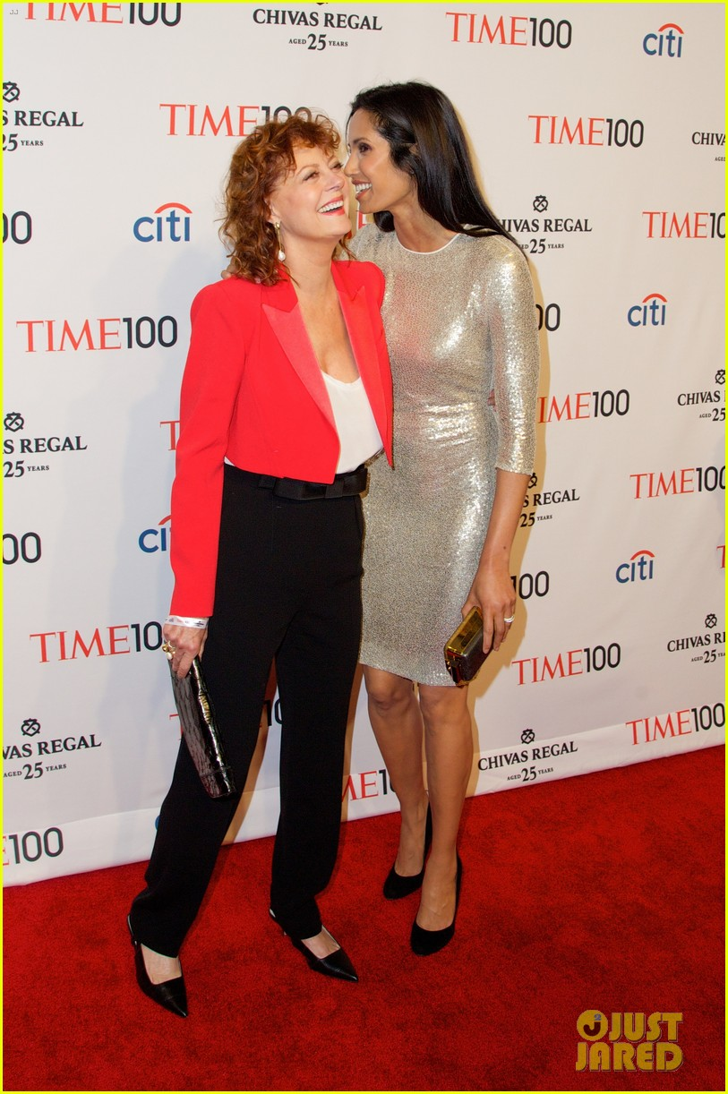 amy adams brings her man darren le gallo to time 100 gala 15