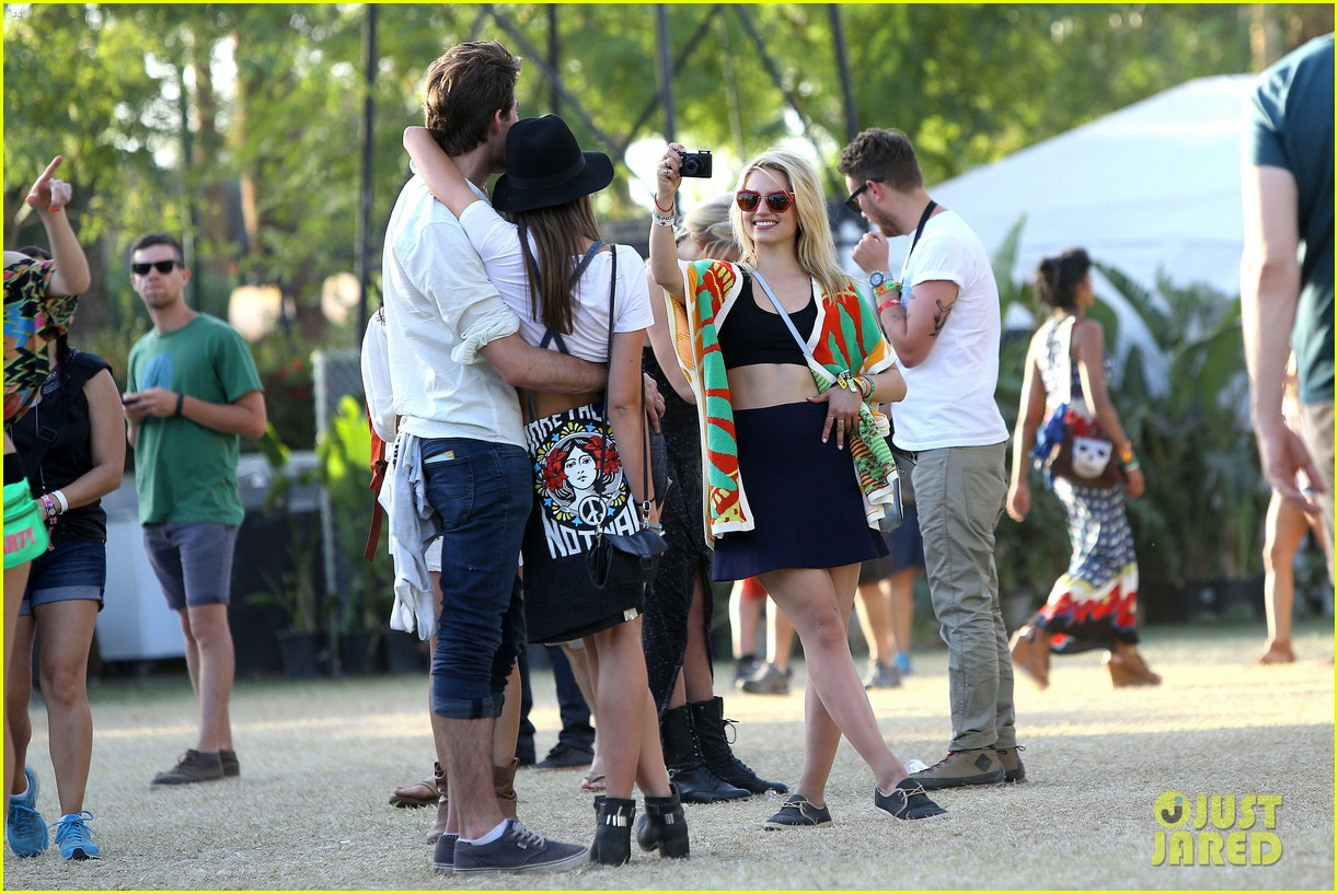 dianna agron captures coachella moments thomas cocquerel 123091780