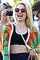 dianna agron captures coachella moments thomas cocquerel 02