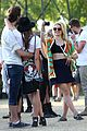 dianna agron captures coachella moments thomas cocquerel 12