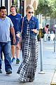 dianna agron gets cozy with thomas cocquerel at lunch 19