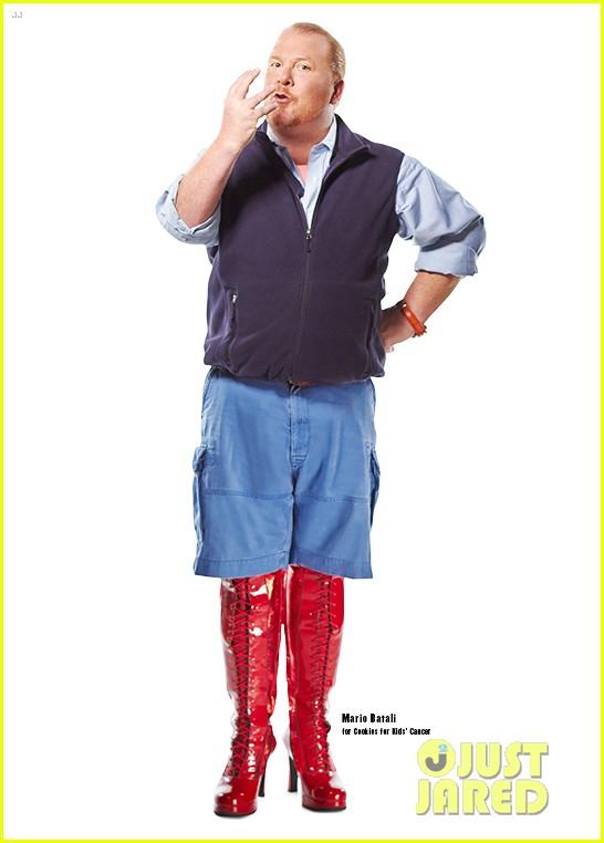 sara bareilles kelly osbourne kinky boots charity 06