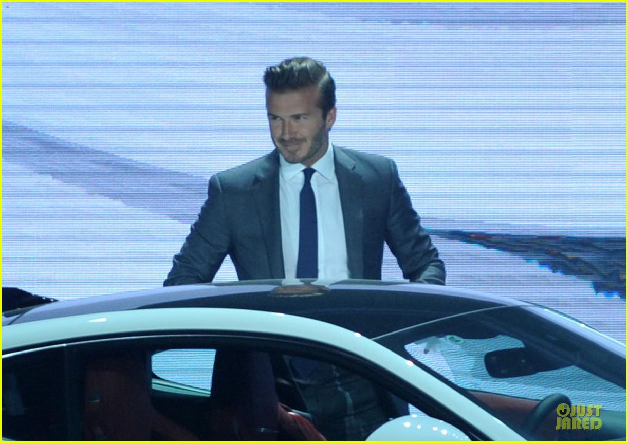 david beckham wow us without driving jaguar 023096018
