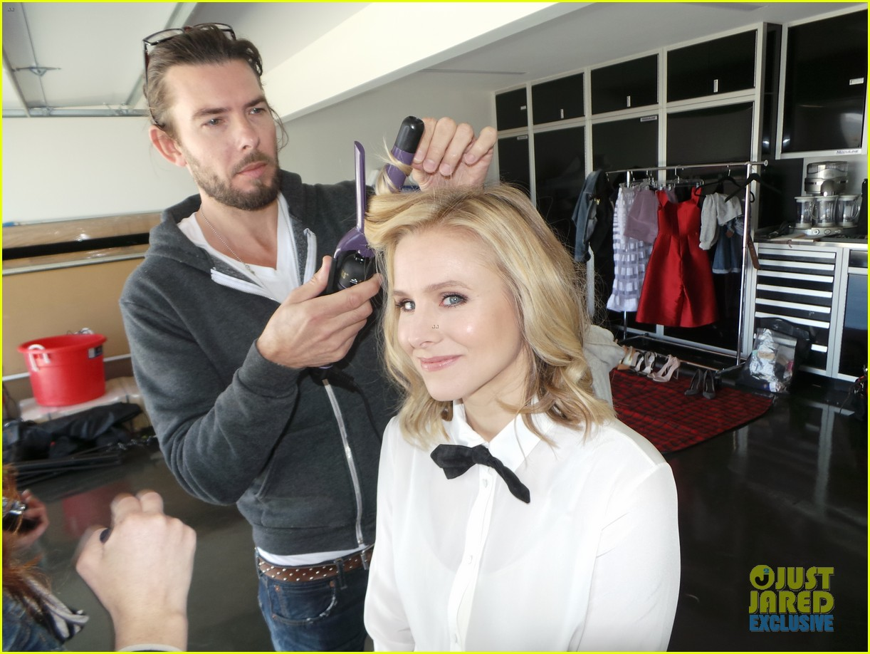 kristen bell just jared spotlight behind the scenes 02