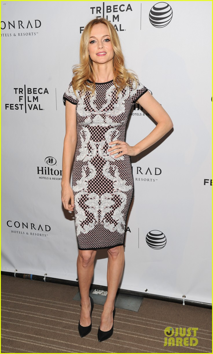 pregnant lake bell joins heather graham america ferrera at tribeca film festival awards 2014 213099113