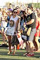 camilla belle rocks out at coachella 16