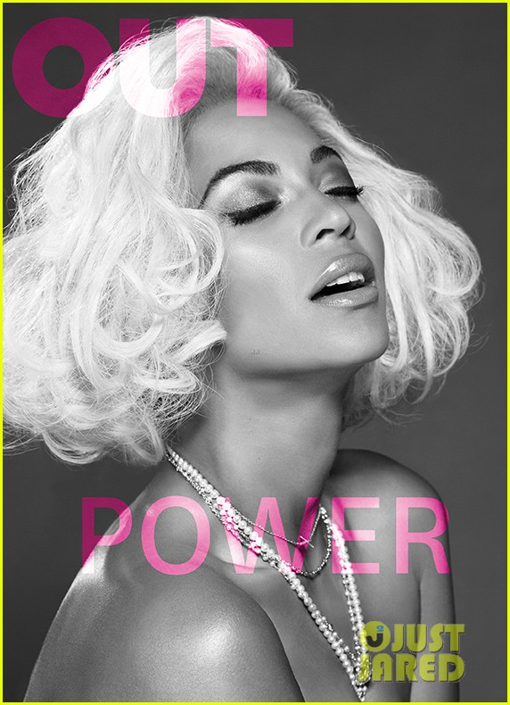 beyonce topless blonde for out may 2014 013086810