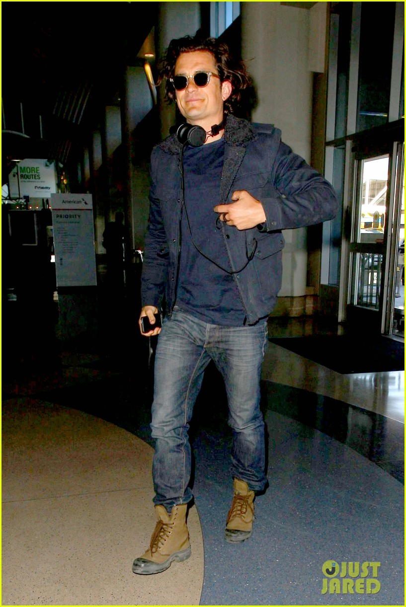 orlando bloom great dad miranda kerr says 09