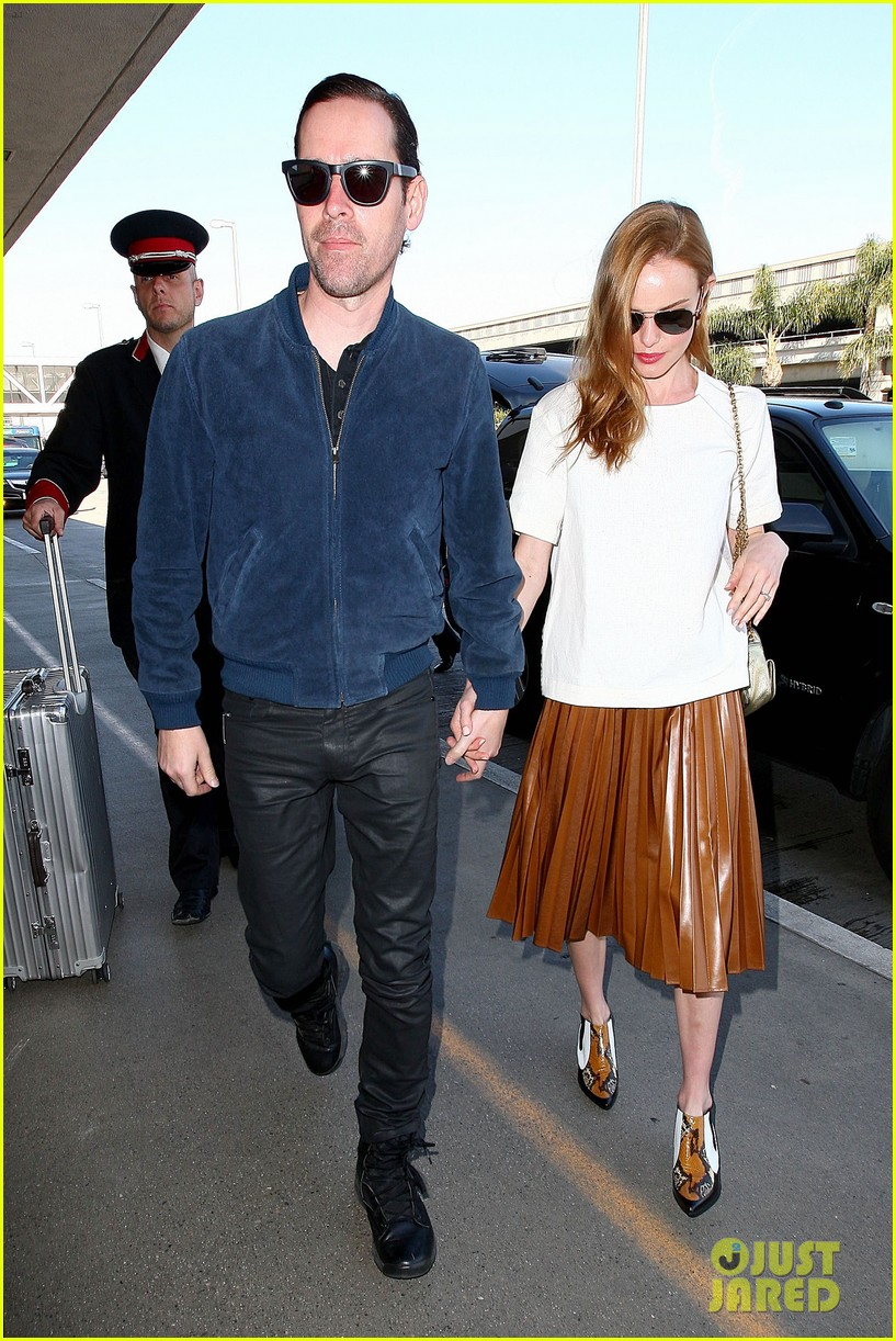 kate bosworth michael polish fly in style 043087775
