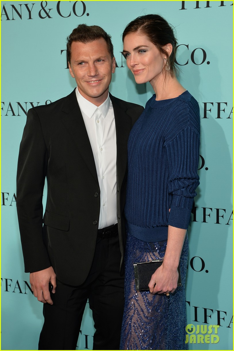 kate bosworth michael polish tiffany co blue book celebration 08