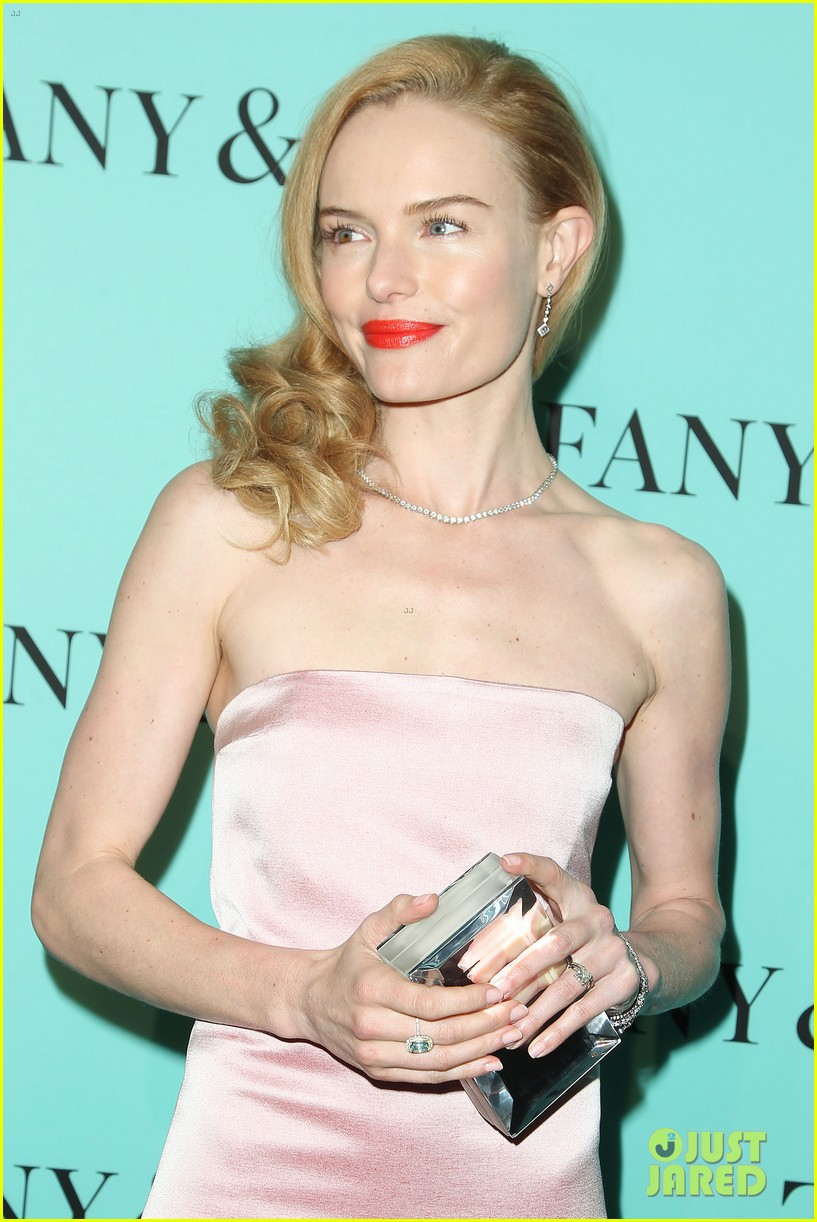 kate bosworth michael polish tiffany co blue book celebration 153088709
