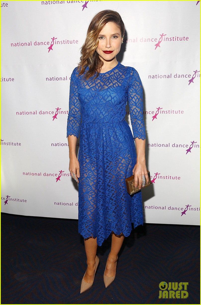 sophia bush joins betty who at the national dance institute gala 2014 033101475