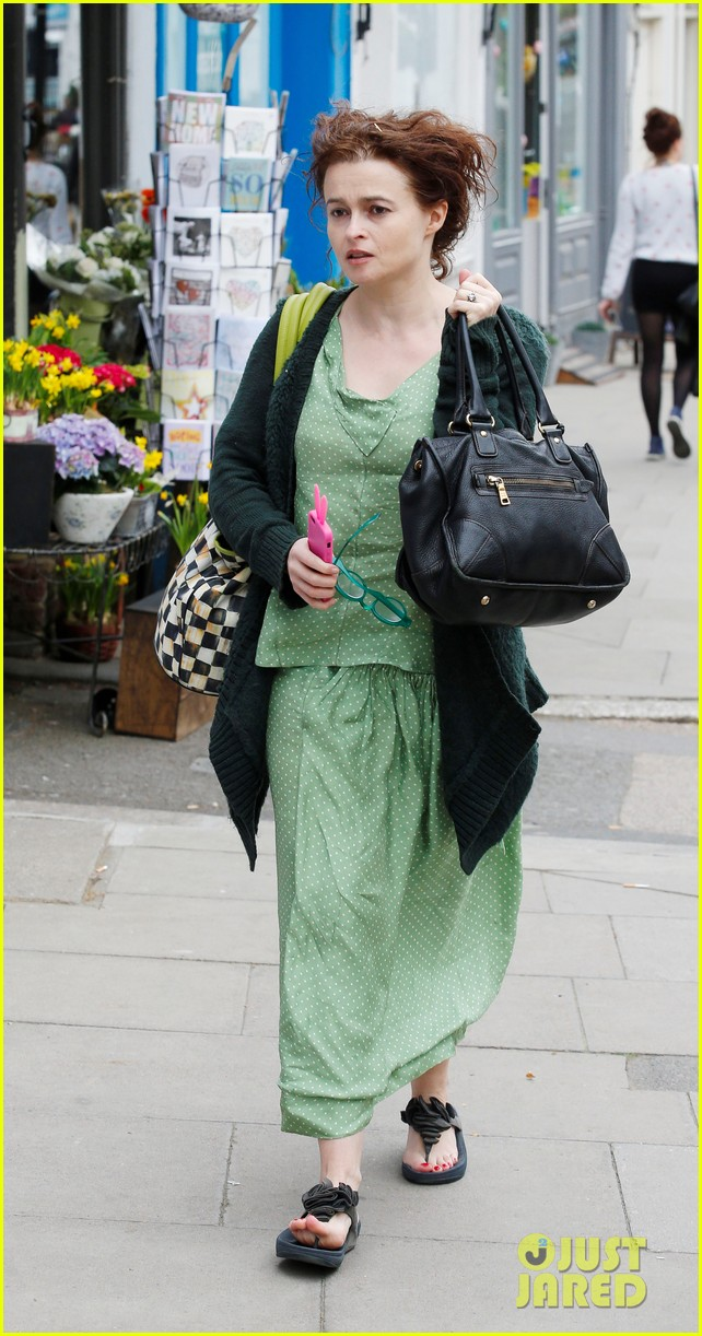 helena bonham carters portrayal of elizabeth taylor landed her a tv bafta nomination 123094664