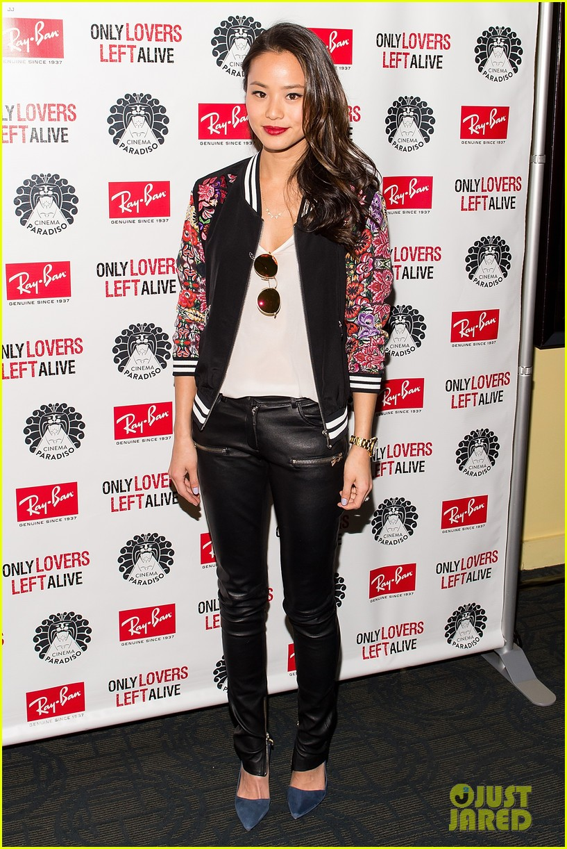 jamie chung only lovers left alive new york screening 023083286