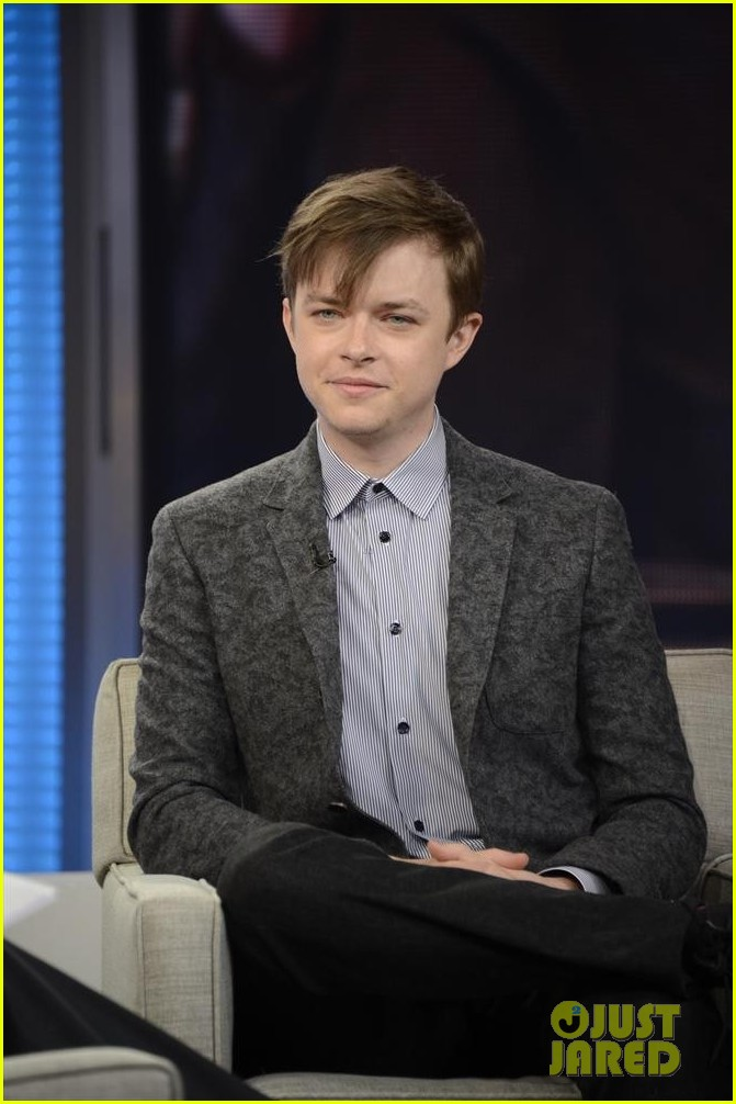 dane dehaan cried after eating a burger find out why 013102542