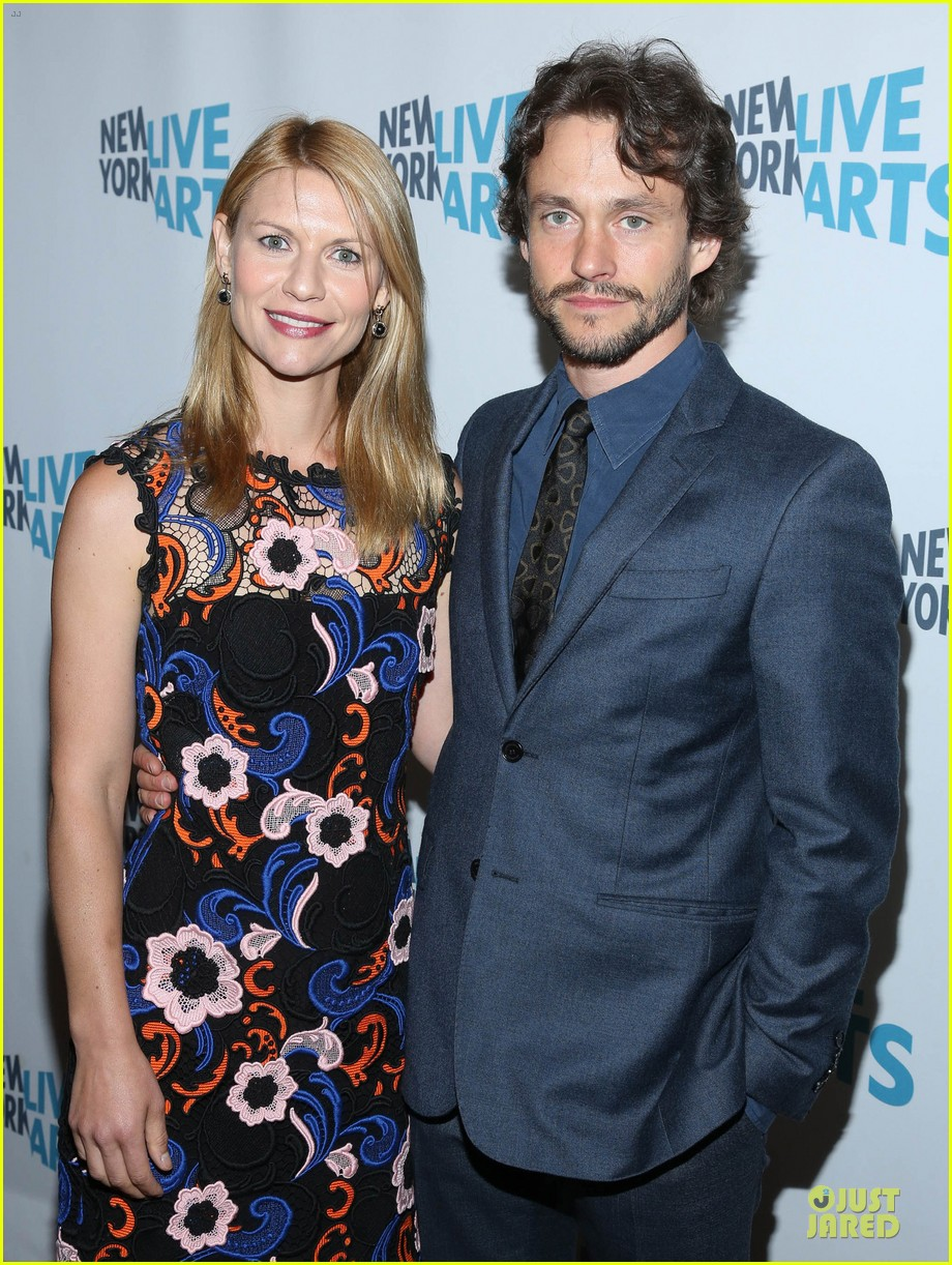 claire danes hugh dancy picture perfect at ny live gala 02