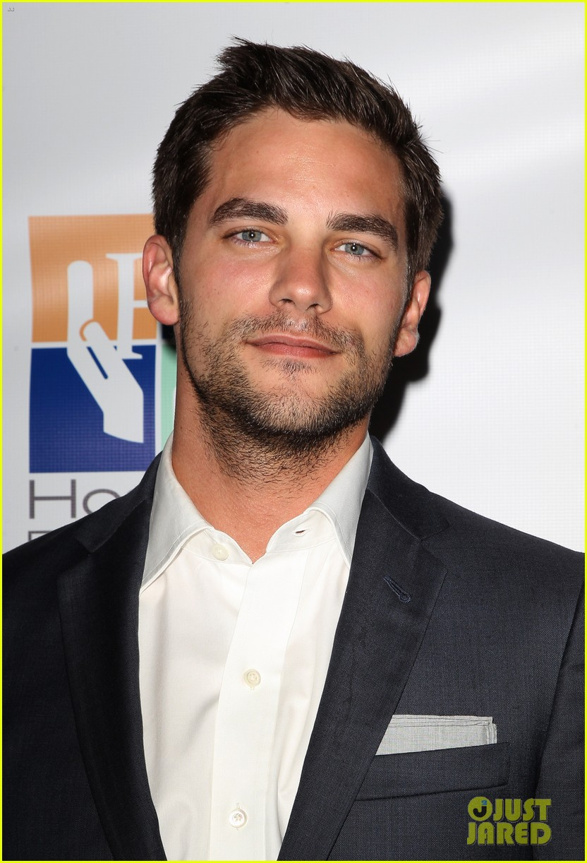 brant daugherty ian harding support a good cause at the road to hope charity benefit 02